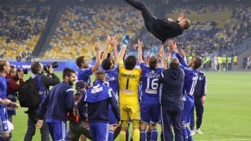 Киевское «Динамо» по пенальти обыграло «Шахтёр» в финале Суперкубка Украины
