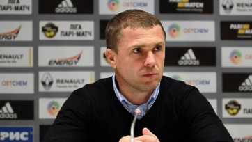 Сергей Ребров: «Я вижу потенциал, все молодые ребята работали как надо»