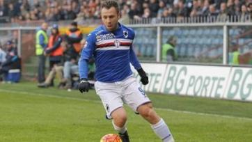 Антонио Кассано всё-таки остаётся в «Сампдории»