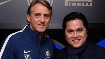 Тохир: «Самый звёздный игрок «Интера» - это Манчини»