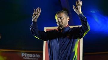 Тотти: «Если «Рома» выиграет чемпионат Италии, то я точно повешу бутсы на гвоздь»