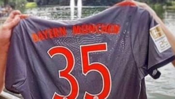Саншеш определился с игровым номером в «Баварии»