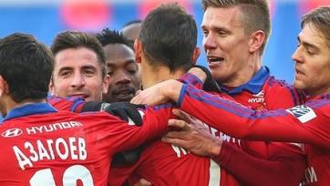 ЦСКА уверенно переиграл тульский «Арсенал» в товарищеском матче