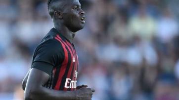 Мбайе Ньянг: «Я остаюсь в «Милане»