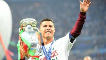 Роналду отдал все деньги за победу на Евро-2016 на благотворительность