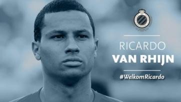 Официально: Ван Рейн продолжит карьеру в «Брюгге»