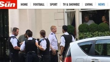 Вор пытался ограбить дом Моуринью, пока тот смотрел финал Чемпионата Европы