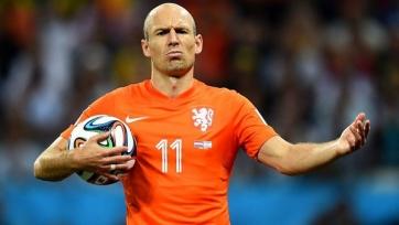 Роббен: «Я продолжу выступать за сборную Нидерландов»