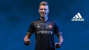 ЦСКА представил новую форму