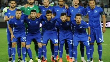 «Динамо» Тбилиси пробилось в третий квалифай-раунд Лиги чемпионов