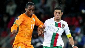 Дрогба: «Золотой мяч» достанется Роналду, он это заслужил»