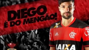 Официально: Диего стал игроком «Фламенго»