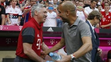 «Бавария» с минимальным счётом одолела «Манчестер Сити»