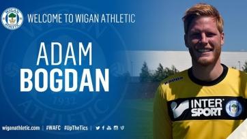 Официально: Богдан стал игроком «Уигана»