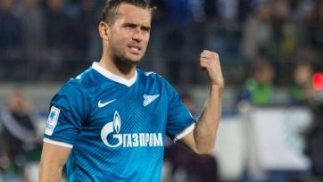 Кержаков может пропустить поединок за Суперкубок России