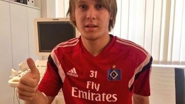 Официально: Ален Халилович стал игроком «Гамбурга»