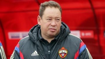 Слуцкий: «Последние годы в чемпионате России мы соперничаем именно с «Зенитом»