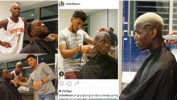 Парикмахер Погба: «Я изменил цвет волос Поля перед его переходом в новый клуб»