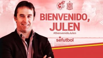 Официально: Лопетеги – новый наставник испанской сборной