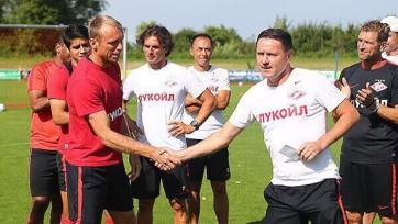 Денис Глушаков: «Стать капитаном – это ответственность»