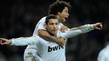 Марсело надеется сыграть с Роналду в финале Суперкубка Европы