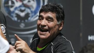 Марадона: «Я готов бесплатно тренировать сборную Аргентины»