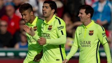 Суарес: «Да, Роналду завоевал значимые трофеи, но лучший футболист планеты – это Месси»