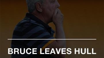 Официально: Стив Брюс больше не является главным тренером «Халла»