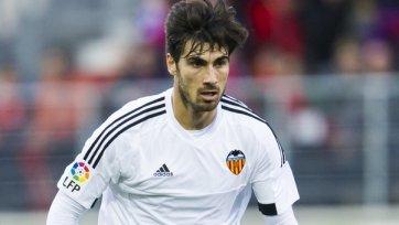 «Валенсия» может заработать рекордные для себя деньги на трансфере Андре Гомеша
