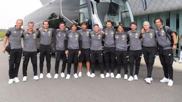 Карло Кудичини присоединился к тренерскому штабу «Челси»