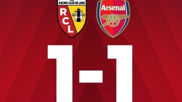 «Ланс» и «Арсенал» разошлись миром