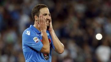 Sky Sport Italia: Игуаин прошёл медобследование для перехода в «Юве»