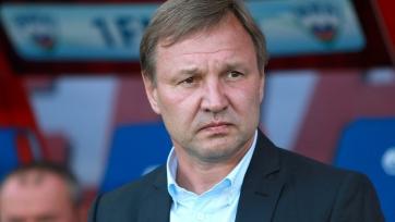 Калитвинцев: «У нас на сегодня нет никого, кто расслаблялся, играют те, кто готов, по мнению тренерского штаба»