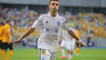 Хет-трик Жуниора Мораеса принёс киевскому «Динамо» крупную победу над «Александрией»
