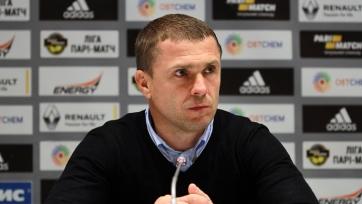 Сергей Ребров: «После того, как забили, всё стало проще»