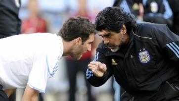 Диего Марадона: «Мне больно из-за того, что Игуаин предпочитает «Ювентус»