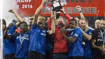 «Брюгге» выиграл Суперкубок Бельгии