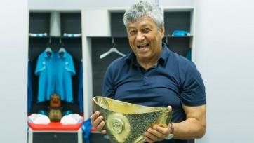 Луческу выиграл свой 32-й трофей в качестве тренера
