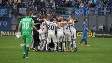 «Заря» будет принимать соперников по ЛЕ в Одессе