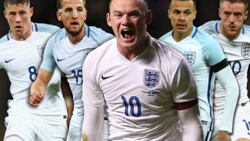Руни утратит статус капитана английской сборной?