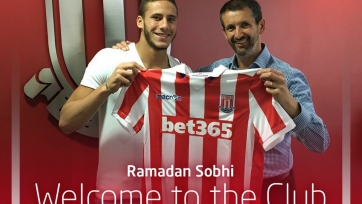 Официально: Рамадан Собхи – футболист «Сток Сити»