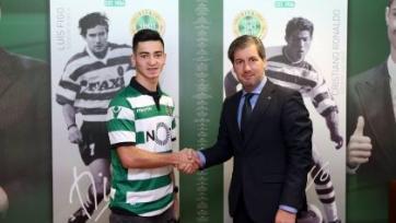 Лиссабонский «Спортинг» подписал молодого азербайджанского хавбека
