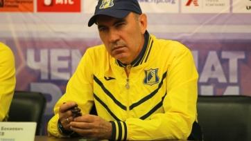Бердыев: «Постараемся сыграть компактно, ограничить возможности нападения «Андерлехта» и использовать свои шансы»