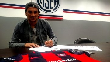 Тино Коста стал игроком «Сан-Лоренсо»