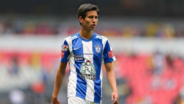 Хавбек сборной Мексики Дамм попал на карандаш к Жозе Моуринью
