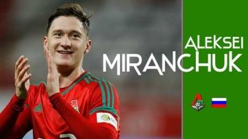 Алексей Миранчук: «Конечно, хотелось бы сыграть в сильном европейском первенстве»