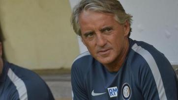 Манчини продолжит тренировать «Интер»