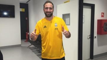 Игуаин: «Хочу выиграть Лигу чемпионов с «Ювентусом»