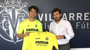 Официально: Пато перешёл в «Вильярреал»