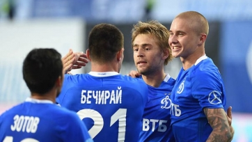 Московское «Динамо» дожало «Балтику»
